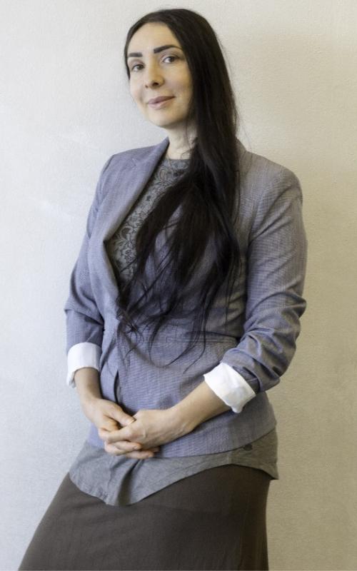 Diana Gasparini - 0Agent VR - Per sito P0