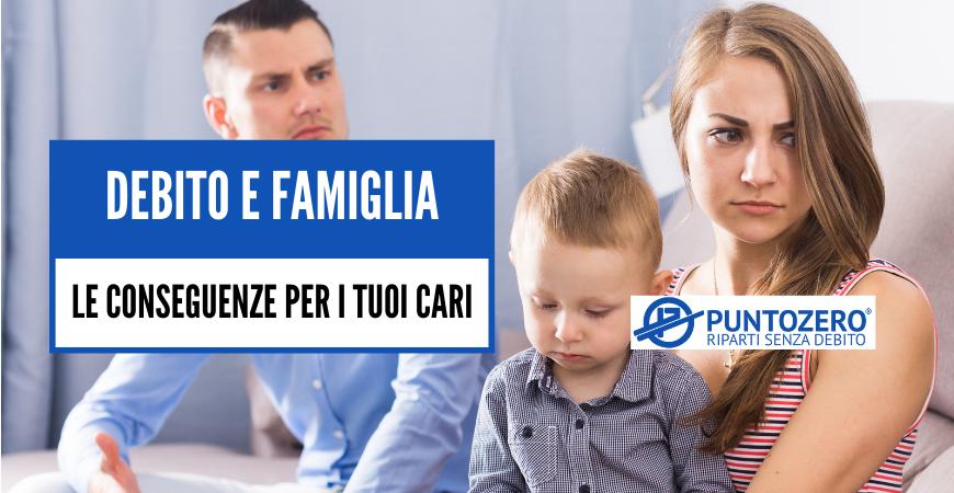 Debito e famiglia