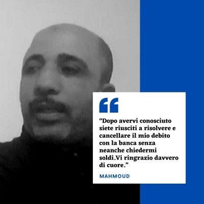 Post - Puntozero - Aprile 2020 - Mahmoud