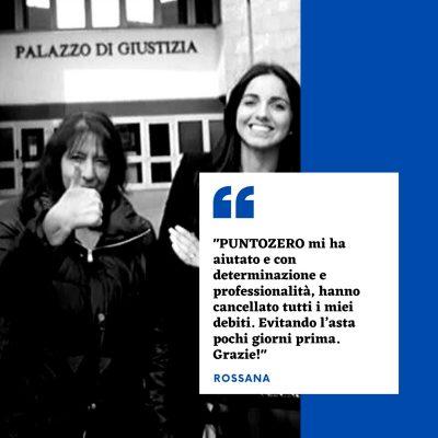 Post - Puntozero - Aprile 2020 - Rossana