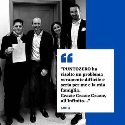 Post - Puntozero - Aprile 2020 - Sirio
