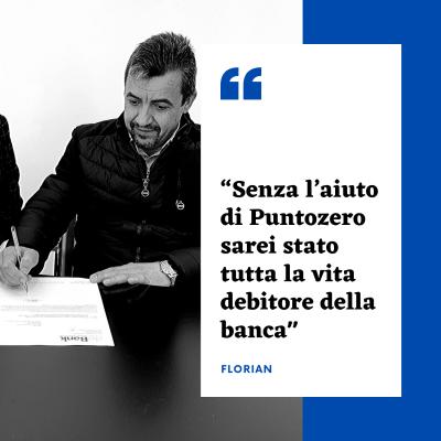 Post - Puntozero - Marzo 2020 - Florian
